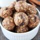 Oatmeal Raisin Cookie No-Bake Energy Bites
