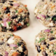 Grainless Black Bean and Quinoa Burgers